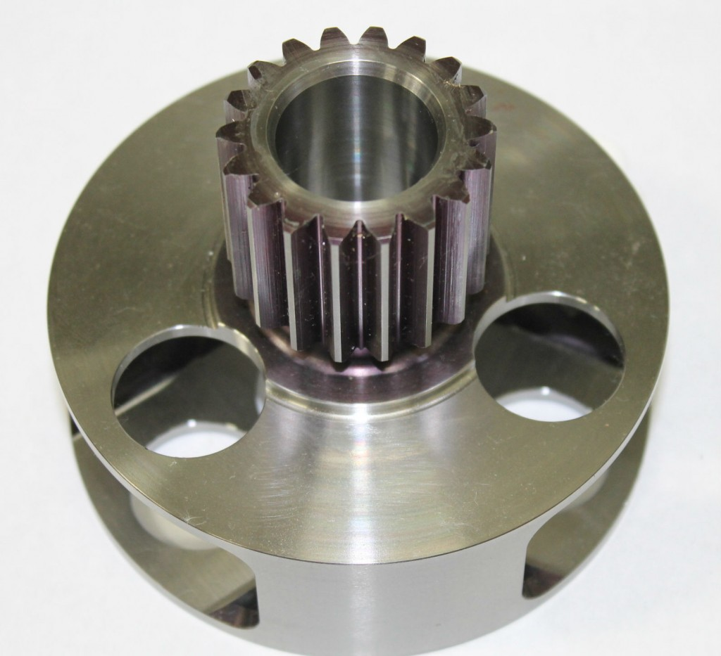 CNC Machining & Hard Turning